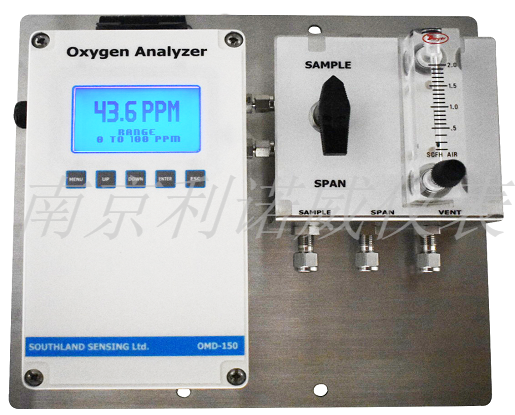 OXY-150NG在線氧分析儀Hazardous Area Online Process Oxygen Analyzer